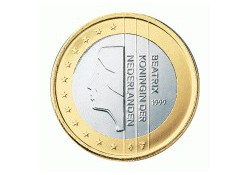 1 Euro Nederland 2009 UNC