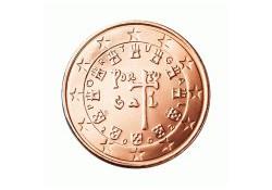 5 Cent Portugal 2007 UNC