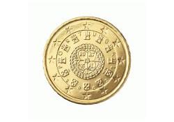 10 Cent Portugal 2007 UNC