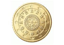 50 Cent Portugal 2008 UNC