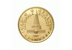 10 Cent Slovenië 2008 UNC