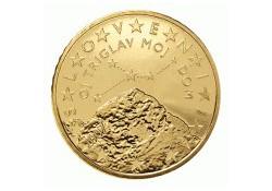 50 Cent Slovenië 2009 UNC