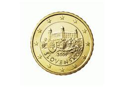 10 Cent Slowakije 2009 UNC