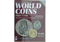 World Coins 1601-1700 4th Edition DVD Included