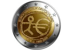 2 Euro Duitsland 2009 J Emu UNC