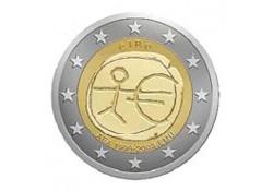 2 Euro Ierland 2009 Emu UNC