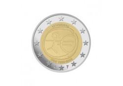 2 Euro Luxemburg 2009 Emu UNC