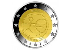 2 Euro Malta 2009 Emu Unc