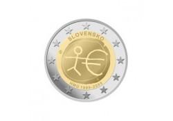 2 Euro Slowakije 2009  Emu UNC