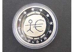 Nederland 2009 2 Euro  Emu Proof ZONDER DOOSJE