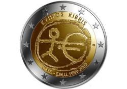 2 Euro Cyprus 2009  Emu UNC