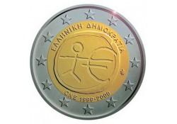 2 Euro Griekenland 2009 Emu UNC