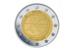 2 Euro Spanje 2009  Emu UNC