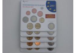 Bu sets Duitsland 2009 ADFGJ
