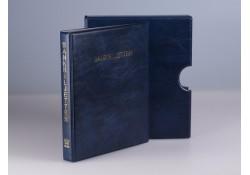 Importa Bankbiljetten album Blauw met cassette 320K