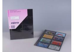 Importa set à 10 bladen voor Coincards album Populair 232