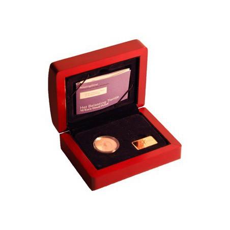 Nederland 2006 10 euro Belastingtientje Goud Proof