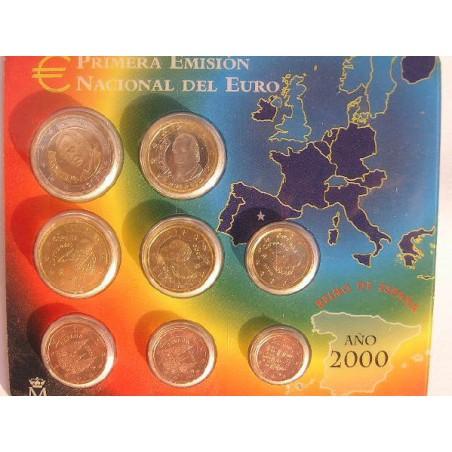 Bu set Spanje 2000