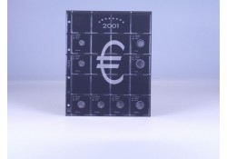 Importa Supplement Euro munthoudersalbum 2001