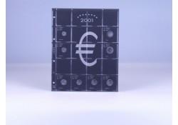 Importa Supplement Euro munthoudersalbum 2001