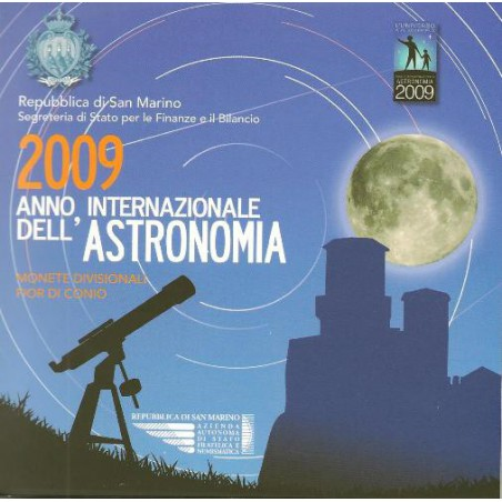 Bu set San Marino 2009