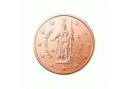 2 Cent San Marino 2004 UNC