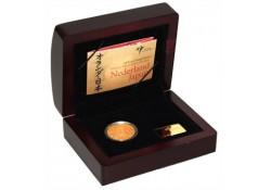 Nederland 2009 10 euro 400 jaar Nederland-Japan Goud Proof