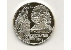 Penning 1996, 50 euro Constantijn Huygens Zilver