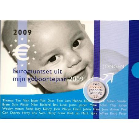 Babyset 2009 jongen