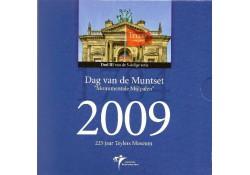 Nederland 2009 Dag van de muntset