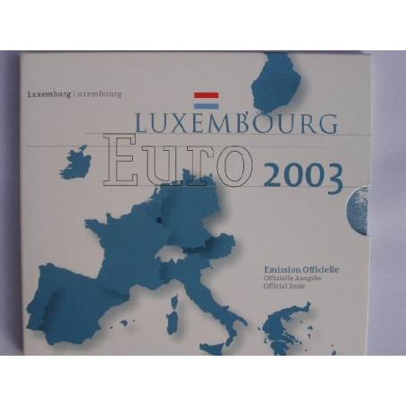 Bu set Luxemburg 2003