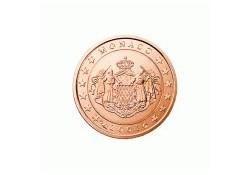 1 Cent Monaco 2001 Unc