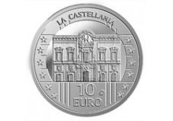 Malta 2009 10 euro zilver La Castellania Proof