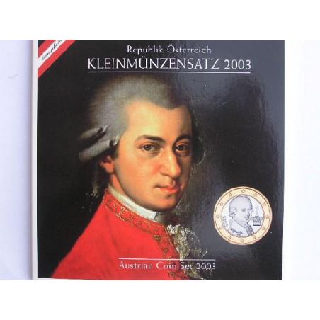 Bu set Oostenrijk 2003