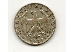 Km  56 Duitsland 1 Mark 1925 D Zf