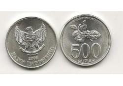 Km 67 Indonesië 500 Rupia 2003 UNC
