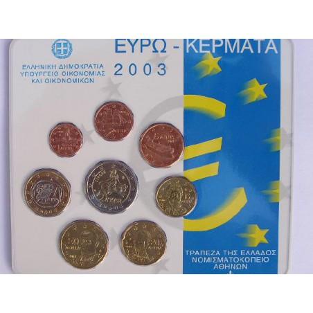 Bu set Griekenland 2003
