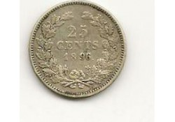 25 Cent 1896 Zf