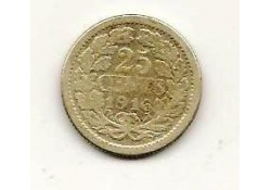 25 Cent 1916 Fr