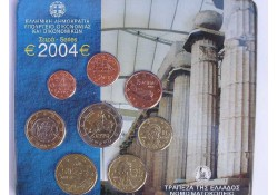 Bu set Griekenland 2004