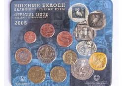 Bu set Griekenland 2005