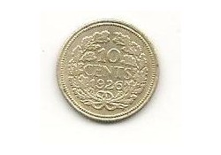 10 cent 1926 Zf