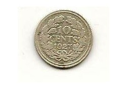 10 cent 1927 Zf