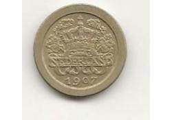 5 cent 1907 Pr