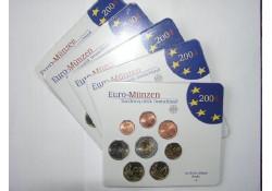 Bu sets Duitsland 2004 ADFGJ