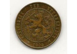 2½ cent 1905 Zf+