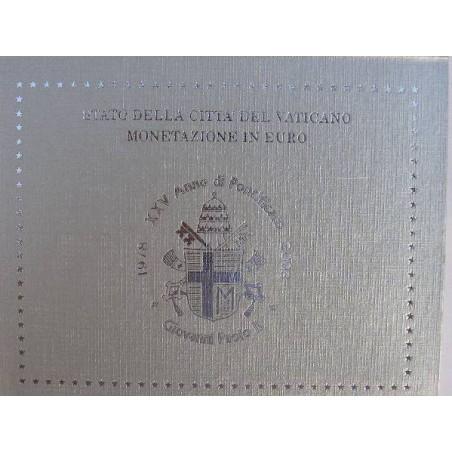 Bu set Vaticaan 2003
