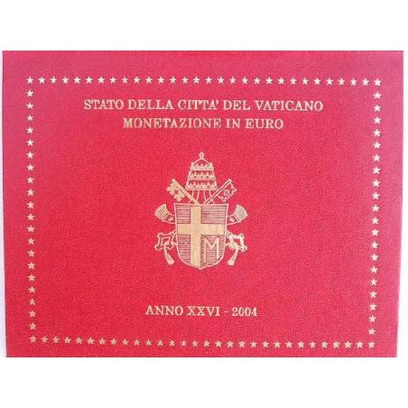 Bu set Vaticaan 2004