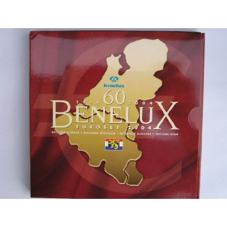 Nederland 2004 Beneluxset