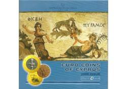 Bu set Cyprus 2009 Met 2x2 Euromunt